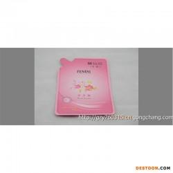 广东异形袋-各式洗衣液袋、护手霜包装袋