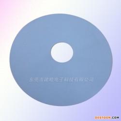 超薄圆形硅胶垫片定制优选建皓