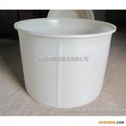 厂家直销定做PT滚塑容器 M-1000L圆桶 高品质圆形食品级耐酸塑料桶