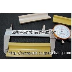 盖耳塑料PEEK&PAI;聚醚醚酮耐磨片加工