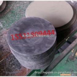 公路桥梁GYZF4板式橡胶支座【GYZ GJZF4】圆形矩形四氟橡胶支座生产厂家