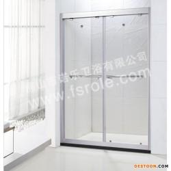 弧形淋浴房厂家直销,淋浴房隔断