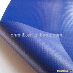PVC Coted Tarpaulin/630gsm/Blue