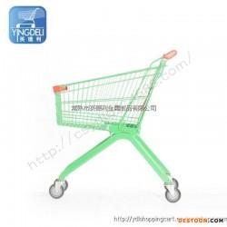 供应厂家直销超市购物车 shopping trolley