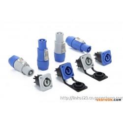 IP44/IP65防水航空插头连接器凌科电气价格