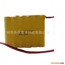 镍镉可充电池 Ni-Cd/5号/AA500mAh 7.2V 电动玩具、电子产品等