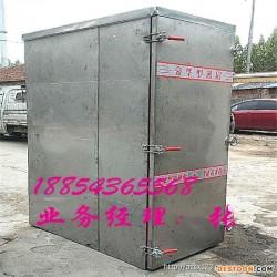 生产供应济宁大型馒头蒸房 馒头蒸车 电蒸箱