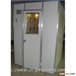 苏州风淋室生产厂家qs认证单人单吹风淋室价格