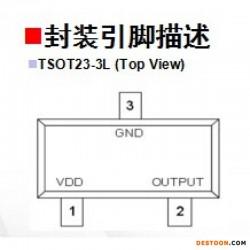 东莞传感器经销商,霍尔OCH1501