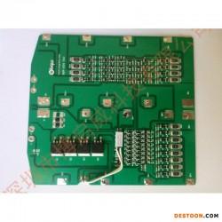 16串15A独轮车电池保护板
