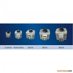 全铜单相TDGC2-30KVA接触式交流变压调压器0-250V可调