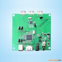 PCB设计|抄板|PCB研发样板贴片焊接
