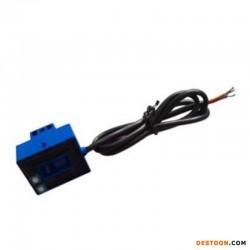 供应宁波华宇 火箭牌 带屏蔽线的 开环霍尔电流传感器 RCS09D/E