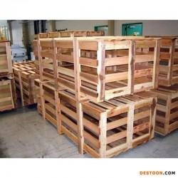 广州花都财邦框架打包物流运输木箱厂家批发