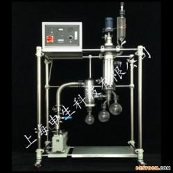 供应高沸点蒸馏仪厂家直销,热敏性、易氧化物料分子蒸馏仪