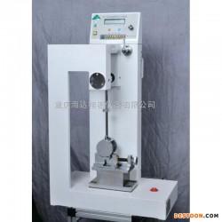 东莞海达数显悬臂梁塑胶冲击强度测试仪HD-R802