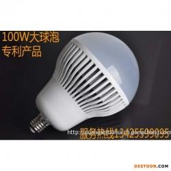 中山100W大功率球泡工矿灯