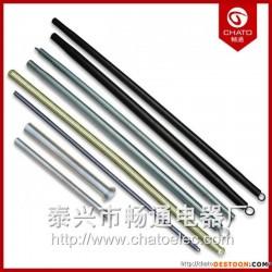 弹簧棒/弯管弹簧/热处理/电镀白锌/电镀彩锌/喇叭口