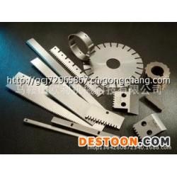 刀片 齿刀 圆齿刀 长切刀 可定制 质量优良图片