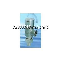 不锈钢弹簧微启式外螺纹安全阀A21W-16P/25P/40P上海万能罗浮永一