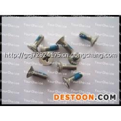 亚虎国际娱乐客户端下载_M4x12蓝色耐落 沉头十字不锈钢螺丝/螺钉/螺栓GB819(防松)