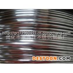 厂家直销不锈钢半圆材料 扁线料 筛板筛管线料
