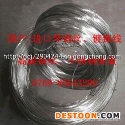 供应东莞现货优质SUS202不锈钢弹簧线1.5mm价格(图)