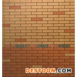 外墙砖、拉毛砖、通体砖、劈开砖