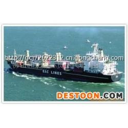 专业货运出口,佛山到考赛多国际海运服务,提供大型物流中转仓库