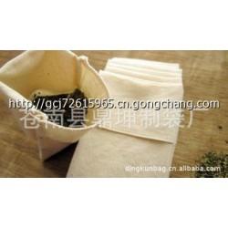 自然环保棉布材料茶叶袋子