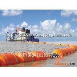 内径250抽沙浮体 φ250管道浮体湖南厂家