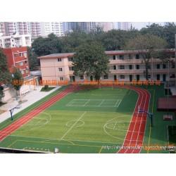 杨浦建造丙烯酸塑胶篮球场价格