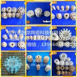 卧龙陶瓷耐磨氧化铝陶瓷板材门店