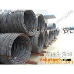 供应:宝钢、南钢可利用废线材-长期大量供应,很高兴与您合作!