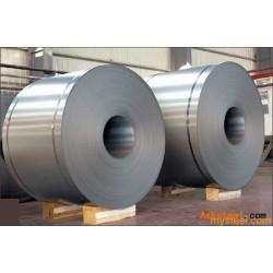 供应大批量开平优质钢带(抛白)