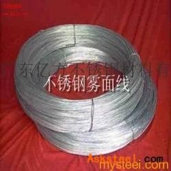 常规316不锈钢弹簧线 雾面不锈钢线图片