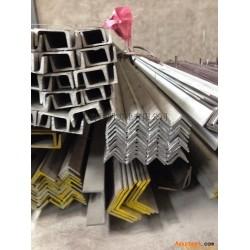 304不銹鋼槽鋼規格---304不銹鋼角鋼價格上海304不銹鋼槽鋼廠家【 熱軋槽鋼酸白角鋼】圖片