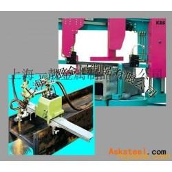 钢材下料 上海钢材加工厂