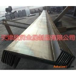 天津鍍鋅Z型鋼檁條圖片