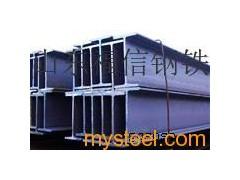 供应优质型钢H型钢角钢槽钢工字钢