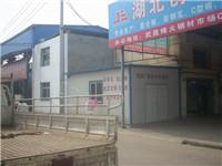 武漢烽火鋼材市場