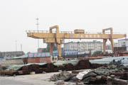 濟南廣友鋼材市場