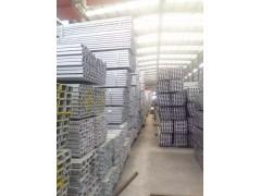会都钢铁供应冷热镀锌槽钢