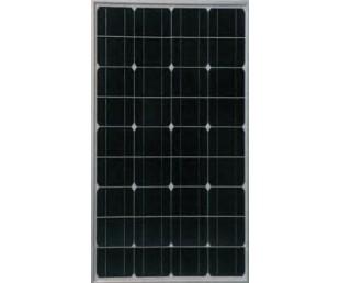 河南130W单晶硅太阳能电池板图片