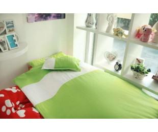 幼儿园床上用品厂家直销,定制床上用品,绣LOGO文字床上用品