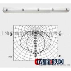 上海宝临BAY1203D防爆灯具防爆防腐荧光灯双管单管