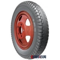 军工火炮海绵实芯轮胎(6.50-20)