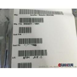Aeroflex/Macom MSW2T-1001 射频开关