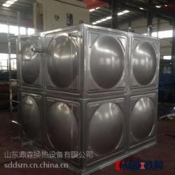 不锈钢优质水箱,组合式水箱规格齐全厂家直销山东晟森