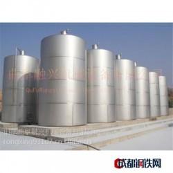 内蒙古通辽哪有焊不锈钢储酒罐的 专业做酒容器厂家